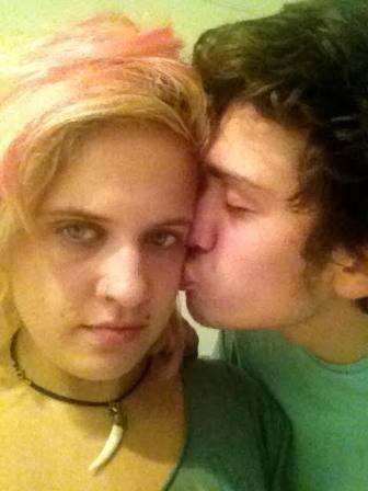 2012: Leif on heroin