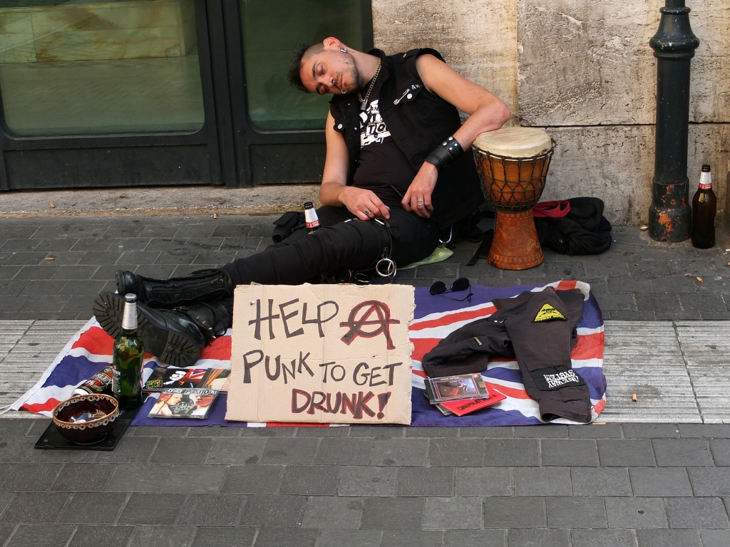 43.PunkDrunk
